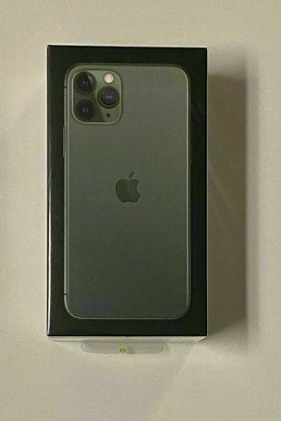 APPLE iPhone 11 Pro 256GB, Edição: Midnight Green (Selado, Novo)