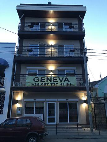 Продам гостевой дом на 12 номеров в центре Затоки.