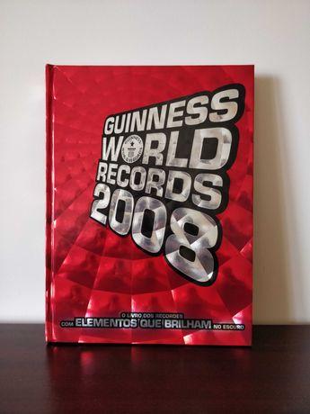 Livro Guinness World Records 2008
