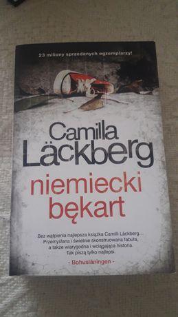 Camilla Lackberg- Niemiecki bękart