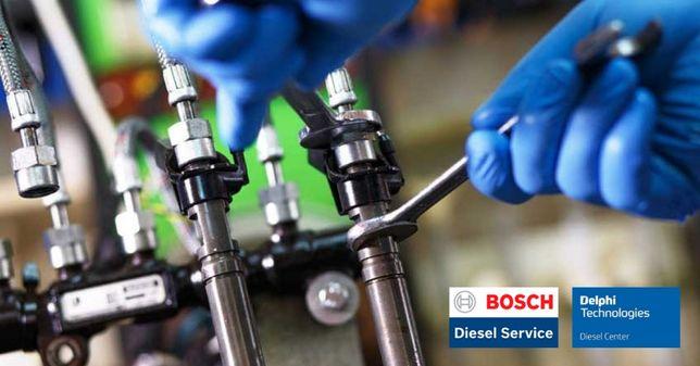 Ремонт дизельных форсунок Bosch, Delphi, Denso, Siemens. Common rail