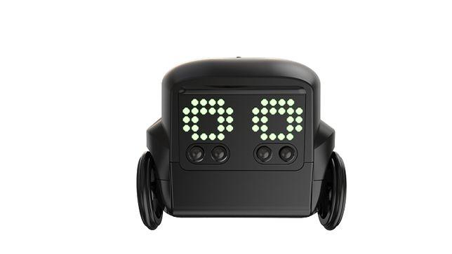 Robot Boxer interaktywny sterowany Al Spin Master części