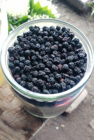 СУХА ЧОРНИЦЯ, сухая черника, чорні ягоди. Користь для зору, шлунку...