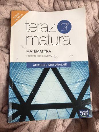 Teraz matura matematyka poziom podstawowy arkusze maturalne