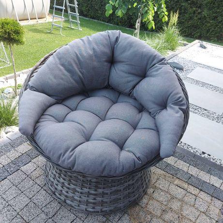 Fotel ogrodowy obrotowy