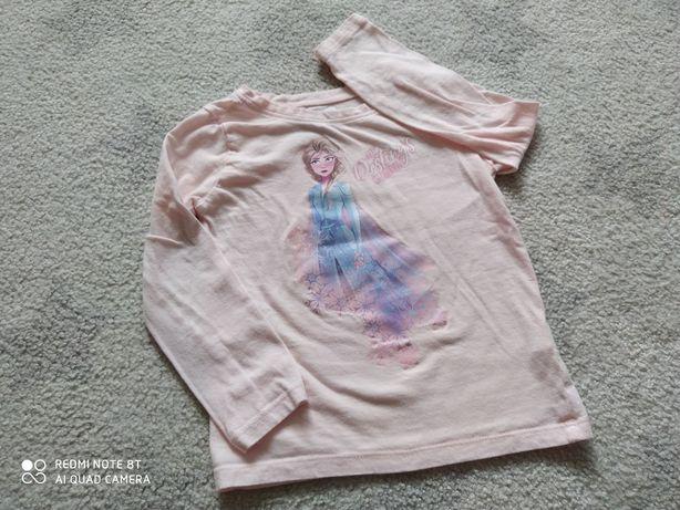 Koszulka dziewczęca sinsay 104