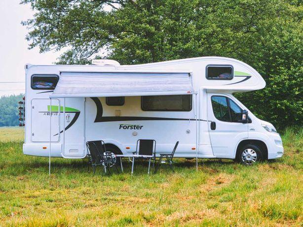 Camper  Forester Fiat  ducato
