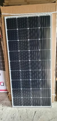 Painel solar 150w 140 euros NOVOS GARNTIA