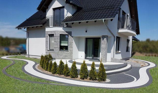 Budowa domów kostka brukowa przyłącze wod-kan gaz WOLNE TERMINY!!!