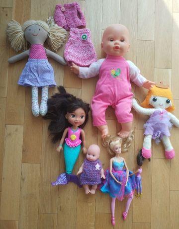 Lali - Fisher Price Dora Magiczna Pływaczka, Barbie i inne