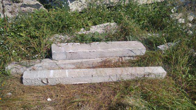Перемички бетонные