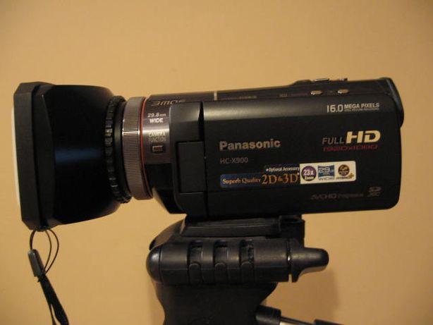 kamera panasonic HCX 900