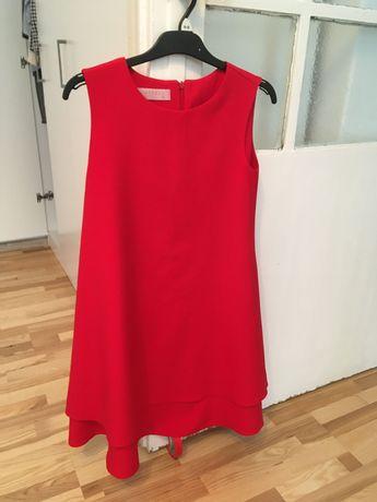 Czerwona sukienka xs Sugarfree