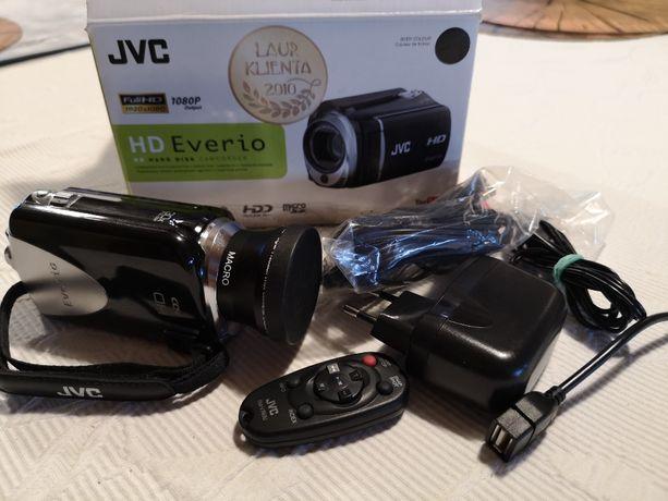 Kamera cyfrowa JVC EVERIO GZ-HD620 praktycznie nowa