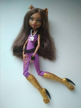 Кукла Клодин Вульф Clawdeen Wolf Музыкальный фестиваль Monster High