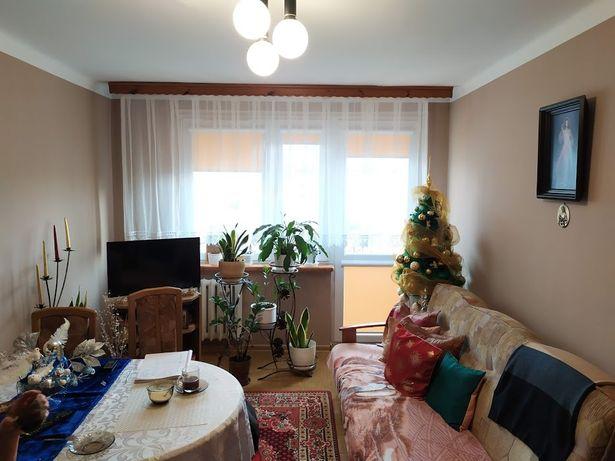Mieszkanie 53m2- 3 pokoje- balkon