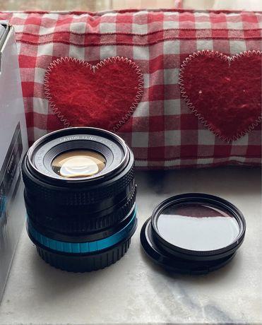 Lentes canon fd 50mm (vintage) fotodiox pro