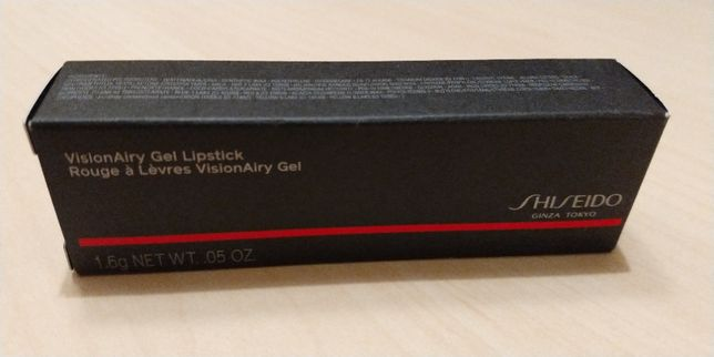 Pomadka Shiseido VisionAiry Gel Lipstick
