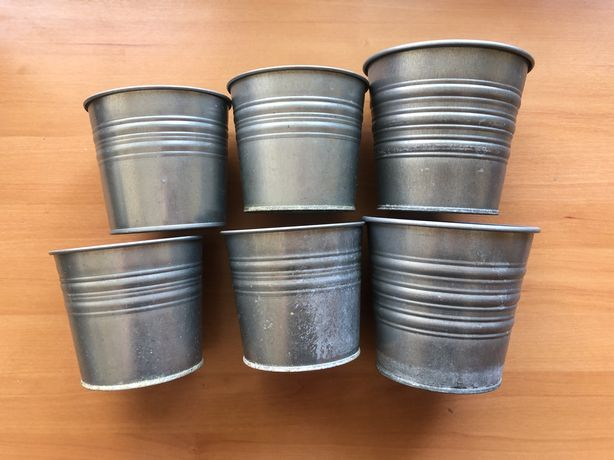 Vasos de metal - Ikea
