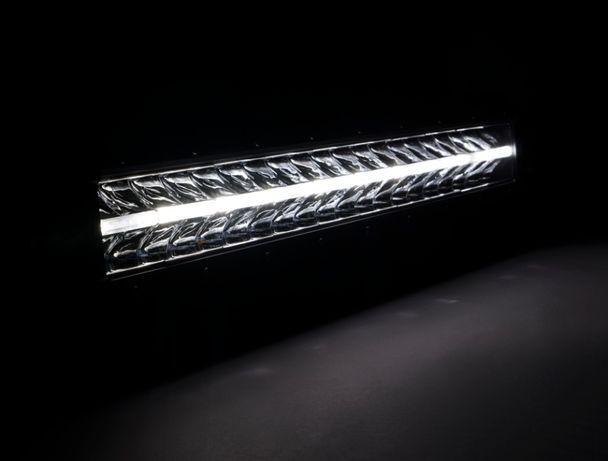 Светодиодная Фара 120W+ДХО, Дополнительный Свет, Балка, Прожектор