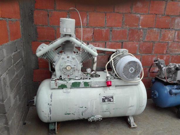 Sprężarka kompresor WAN AW 3 3 cylindry tłoki