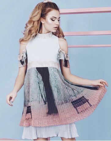 Платье укр. дизайнер