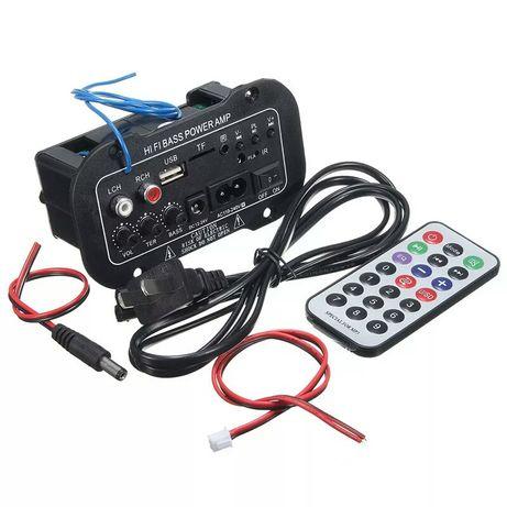 аудио bluetooth усилитель USB, FM TF csrd, mp3- плеер сабвуфер 30W.