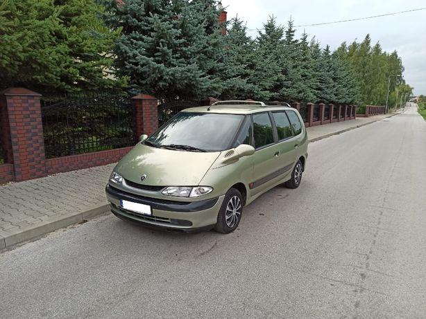 Renault Espace III 2.0i 8V 114KM 7-os KLIMA Sprawny OC 2021 OKAZJA