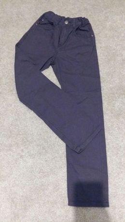 H&M nowe spodnie jeansowe chłopięce roz 128