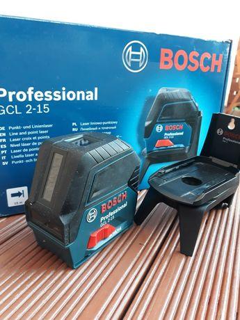 Laser liniowo-punktowy Bosch