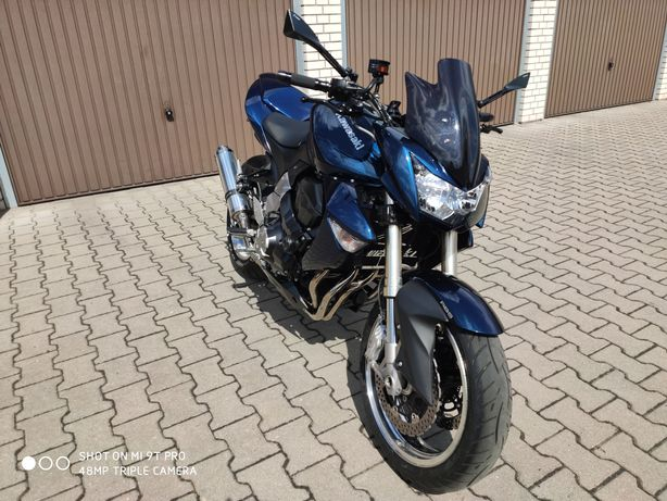 Kawasaki Z1000 rizoma