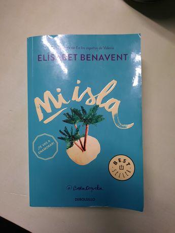 Książka po hiszpańsku