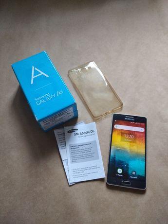 Смартфон Samsung Galaxy A5 2015 Duos