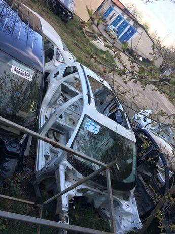 Четверть частина кузова VW Jetta Tiguan