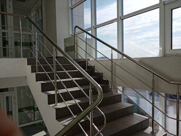 Нержавійка. Вироби з нержавіючої сталі - перила,балкони,огородження