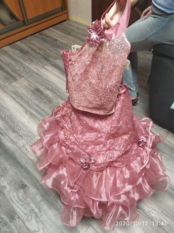Плаття на 5-6 років