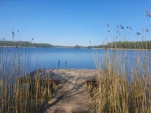 Dzialka nad Jeziorem Bory Tucholskie