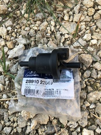 Новый клапан адсорбера оригинал Hyundai Coupe Tiburon 2008 28910-22040