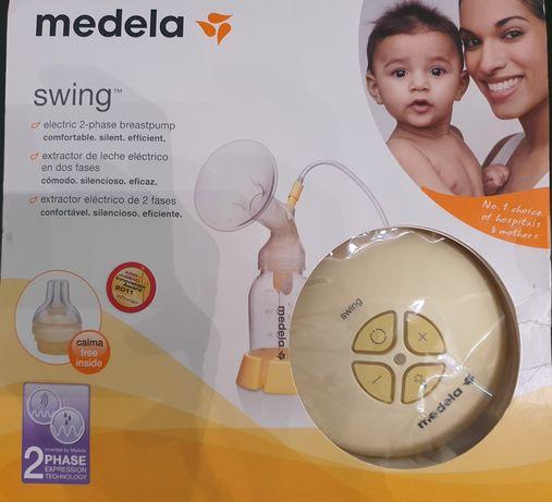 Bomba extrator de leite materno