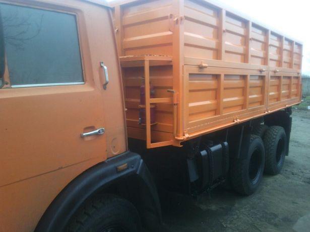 кузов зерновоз зил камаз газ маз изготовление ремонт