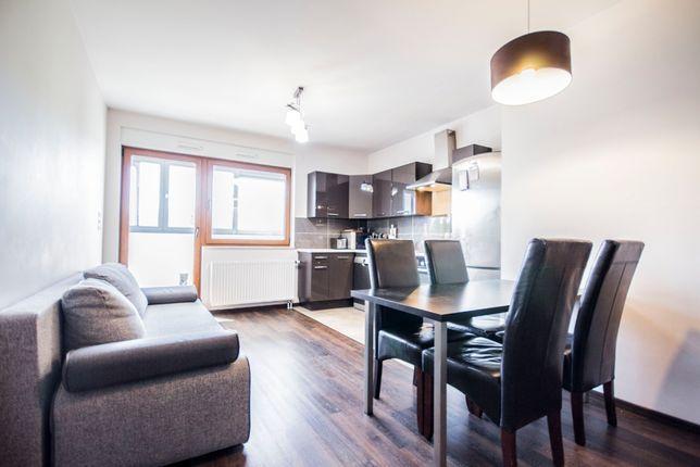 Mieszkanie 3-pokojowe z loggią | Grabiszyńska