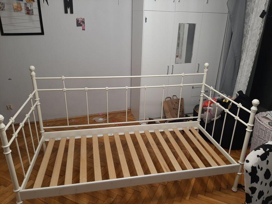 Łóżko Tromsnes Ikea Wrocław - image 1