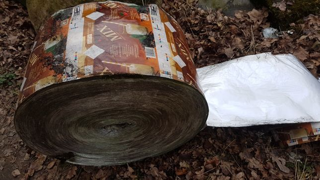 Tetra pak, tetrapak - opakowania makulatura aluminium PE