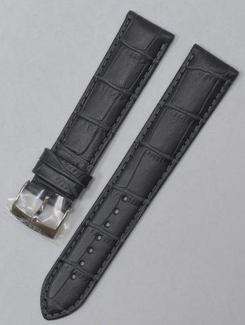 Oryginalny pasek skórzany z klamerką Tissot T6000.37008 Roz.20mm