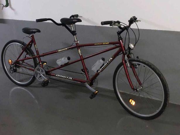 Bicicleta Orbita Sintra - Tadem 2 lugares