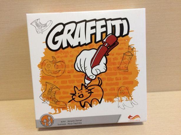 Nowa Graffiti - gra imprezowa