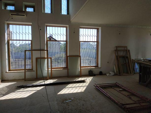 Реставрация деревянных дверей и окон