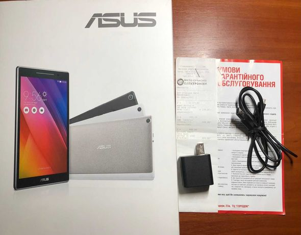 """Планшет """"ASUS ZenPad M10, 16GB (Z300M),Gray C"""""""