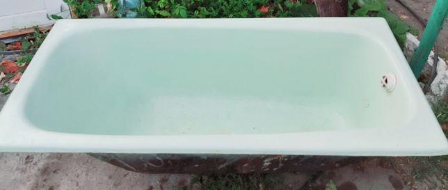 Продаю чугунную ванну 1500*700