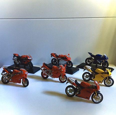 Мотоциклы коллекция аксессуров Ducati, Yamaha r6, suzuki gsxr, agusta